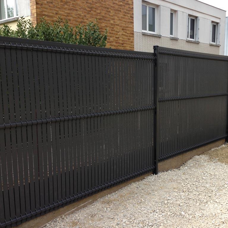 Pose de clôtures Le mans paysagiste