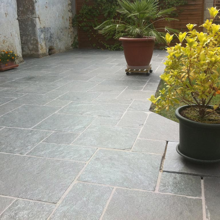 Aménagement terrasse extérieure Sarthe